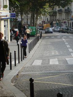 Neighborhood in Clichy