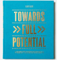 gold foil | Vadestra Strategy Book by Snask , via Behance