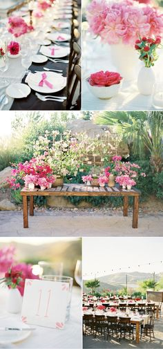 bougainvillea wedding flowers     photos: Jose Villa    via style me pretty