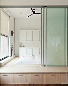 Chic and space saving