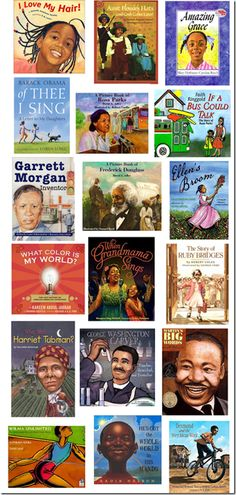 The Book Nook (Black History Month Freebies!)