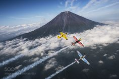 Recon flight by RedBullPhotography