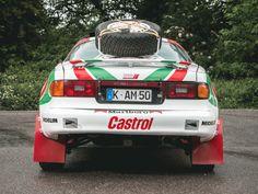 Safari Rallye Toyota Celica TTE