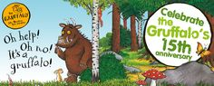 Free Gruffalo goodies available