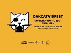 Oakland Internet Cat Video Festival, A Benefit for the East Bay SPCA