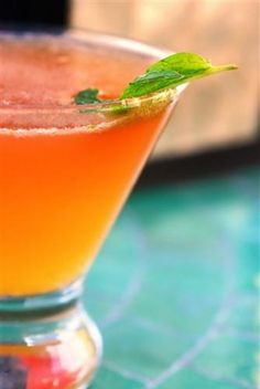 Old Cuban cocktail from MakeMeACocktail.com