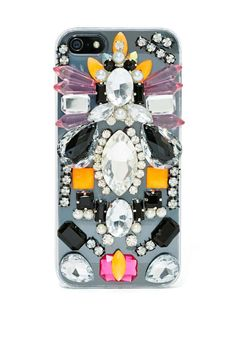 Skinnydip London Jewel Thief iPhone 5 - 36991 - Case from @NASTY GAL (AUD $27.81).
