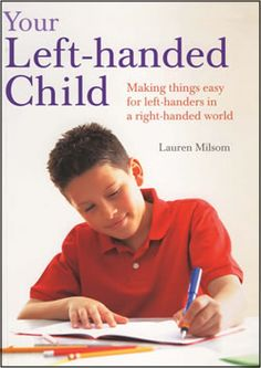Deidrianna Griffin: 230-012; Pin 1: This article explains the importance of embracing a child's dominant hand. For centuries, lefthandedness has been associated with witch craft, personality disorders, stuttering, dyslexia, etc. The article explains that trying to change a child's dominant hand may lead to bad memory, bad hand writing, defiance, etc. As a left handed writer, I find that my dominant hand neither gives me an advantage or disadvantage; yet makes me unique since there are so few.
