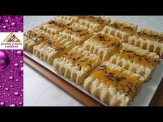 Az Malzemeli Kurabiye Tarifi Arap Kurabiyesi Pratik Yemek Tarifleri – Kurabiye – The Most Practical and Easy Recipes Russian Cookies, Turkish Recipes, Cake Cookies, Turkish Delight, Food Art, Ham, Waffles, Food And Drink, Cooking