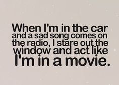 oh my gosh yes! Im not the only one who does this! :D