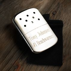 Personalized Zippo Hand Warmer - Gifts - Gifts for Him