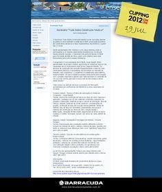 """::Jornal Enseada::  Seminário """"Tudo Sobre Construção""""  Acesse o link da matéria   http://www.jornaldaenseada.com.br/index.php?main=enseada_news=4840"""