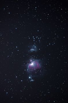 M42 - The Great Nebula in Orion by Leander