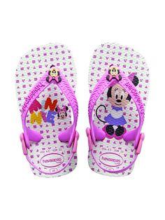50619efc4a693 Baby Disney Classic. Fab Flip Flops · Havaianas