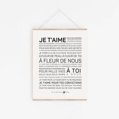 Amour Archives - Les mots à l'affiche Theater, Love Never Fails, Positive Attitude, Beautiful Words, Sentences, Letter Board, Texts, Poems, Positivity