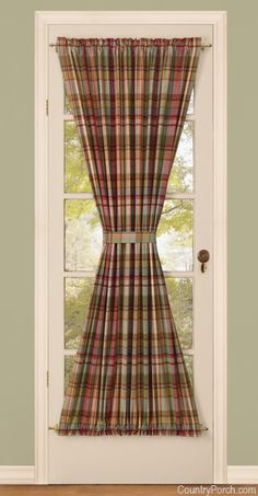 French Door Curtains | EBay  Curtains For French Doors