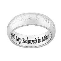 Personalized Ring. See More Personalized Gift Ideas for Valentine's Day!