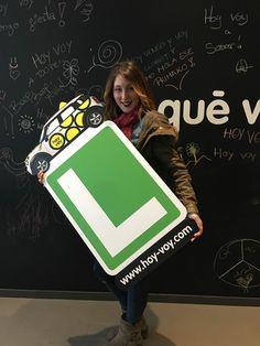 MARIA ROSA NIETO!!! #hoyvoy #autoescuela #santacoloma
