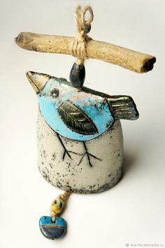 Pottery for Fun Pottery Handbuilding, Raku Pottery, Slab Pottery, Pottery Art, Ceramic Birds, Ceramic Animals, Ceramic Clay, Clay Birds, Clay Art Projects