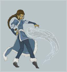 Katara - Avatar: The Last Airbender - Image - Zerochan Anime Image Board The Last Avatar, Avatar The Last Airbender Art, Korra Avatar, Team Avatar, Water Bending, Transformers, Iroh, Fire Nation, Zuko
