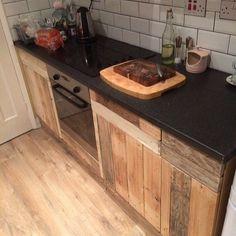 New DIY kitchen pallet Ideas. #newkitchenpallet