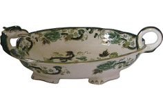 Mason's Chartreuse Bowl on OneKingsLane.com
