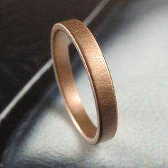 Brushed rose gold wedding band by Spexton. Each Spexton rose gold wedding band is seamless, and stronger than ordinary wedding rings. Wedding Rings Rose Gold, Wedding Ring Bands, Gold Wedding, Wedding Men, Dream Wedding, Wedding Ideas, Wedding Things, Yellow Gold Rings, Rings For Men
