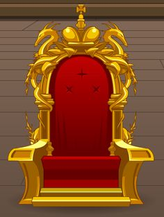 king throne anime - Recherche Google