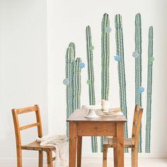 Dot & Bo Cacti Crop Wall Decal