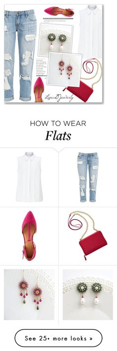 """""""LioraBJewelry"""" by amra-mak on Polyvore featuring Charlotte Russe, John Lewis, TravelSmith and LioraBJewelry"""