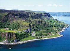 Garron Point..(Glens of Antrim) where alot of travellers were robbed and murdered...