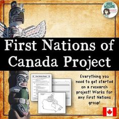 Native American Project - Get your students working on a research project to learn more about a specific Native American group (I've left the… Problem Based Learning, Teaching Social Studies, School Resources, Teacher Resources, Native American Projects, Indigenous Education, Residential Schools, Teaching French, Research Projects
