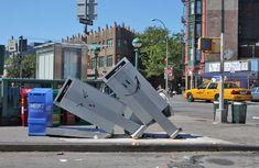 'NYC Phone Box'  New York, 2008