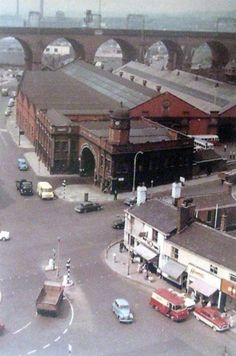 Old Pictures, Old Photos, Stockport Uk, Local Studies, Vintage Children Photos, Manchester England, Industrial Architecture, Photo Maps, Salford