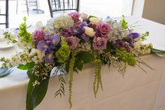 Village Florist- Sweetheart Table