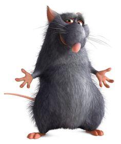 """69. Brian Dennehy as Django (""""Ratatouille"""") La mejor película después de Toy Story"""
