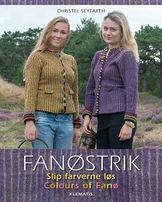 Kits for my book FANØSTRIK - Colours of Fanø - This boook is written in english, and has 14 unique patterns. The Models are knitted with my yarn that I have made for these models. Using my yarn, you will have a perfect fit, and you can benefit from the advise I give you on steam, wash and caretaking