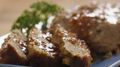 Brown Sugar Meatloaf Video Best Meatloaf, Meatloaf Recipes, Beef Recipes, Cooking Recipes, Ranch Meatloaf, Vegetarian Meatloaf, Cheeseburger Meatloaf, Italian Meatloaf, Cooking Tips