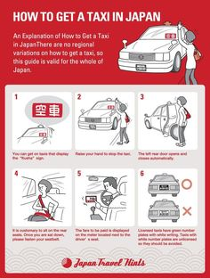 HOW TO GET A TAXI IN JAPAN #howtolearnjapanese