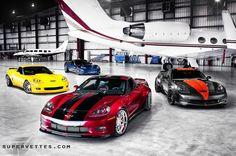 Supervettes.. the baddest corvettes around!