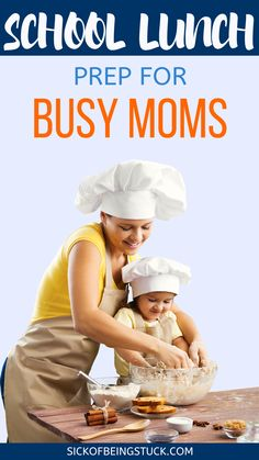 Busy mom tips: Learn healthy meal prep ideas for school lunch. This prep will help your picky kids to eat. #mealprep #recipes #kids #pickyeaters #easymeals #busymommeals Healthy Meal Prep, How To Stay Healthy, Healthy Snacks, Health Advice, Health And Wellness, School Lunch Prep, Picky Eaters Kids, Easy Meal Plans, Prepped Lunches
