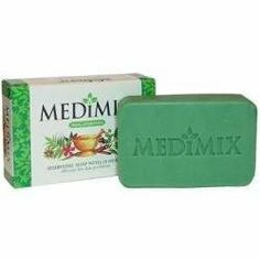 Medimix Medimix Soap Large 125 g bar by Medimix. $3.75. A natural ayurvedic soap made with real herbs.