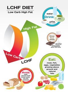 A quick guide to lowcarbing! - LCHF, Paleo & Health