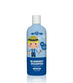 Ideal for even the most delicate hair, this formula cleanses hair of excess oil and dirt. Formulated with a soothing blend of Aloe and Chamomile to help balance while maintaining moisture and shine. Blueberry Extract and Rice Protein contribute to healthy-looking hair.