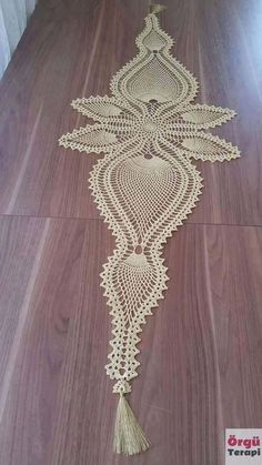 Diy Crafts Crochet, Crochet Home Decor, Crochet Gifts, Crochet Projects, Crochet Mat, Filet Crochet, Hand Crochet, Crochet Placemat Patterns, Crochet Mandala Pattern
