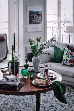 - Decor, Recipes, DIY-do it yourself, Enjoy everyday life Classic Interior, Home Interior, Interior Design, Home Living Room, Living Room Decor, Living Spaces, Home Decor Inspiration, Cool Ideas, Decorating Your Home