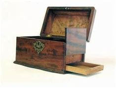 Jewelry Boxes with Secret Compartments - Bing images