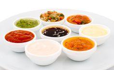 Salsas Ligeras para Ensaladas                                                                                                                                                      Más