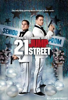 The New 21 Jump Street is Here! This Friday, the new movie 21 Jump Street will hit movie theaters. It stars Channing Tatum, Jonah Hill, and Ice Cube. 2012 Movie, See Movie, Movie List, Movie Tv, Epic Movie, Movie Theater, 21 Jump Street, Films Récents, Comedy Movies