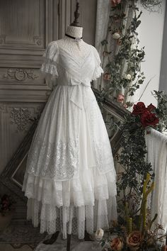 The Ninth Planet -The Princess- Vintage Classic Lolita OP Dress